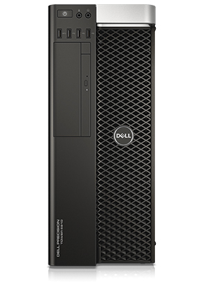 Обзор Dell Precision Tower 5810