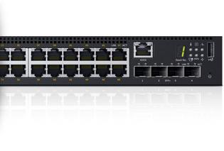 Обзор Dell Networking серии N1500