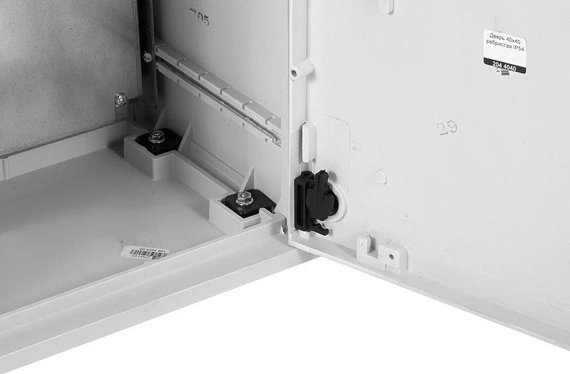 Электротехнический шкаф полиэстеровый ip54 антивандальный (в.